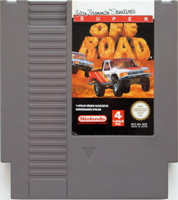 Ivan 'Ironman' Stewart's Super Off Road [NES]
